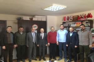 Başkanlığa bir kez daha Osman Kalafat seçildi