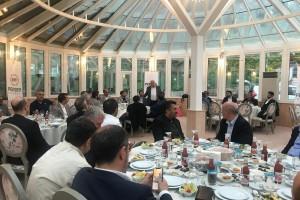 İstanbul PERDER üyeleri iftarda buluştu