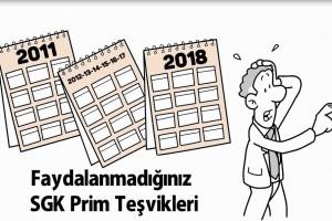 SGK Prim teşviklerinden yararlanmak için son gün 31 Mayıs