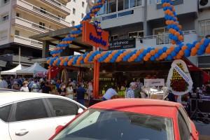Başdaş'ın 29'uncu mağazası açıldı