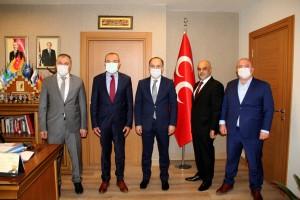 TPF, ziyaretlerine MHP ile devam etti