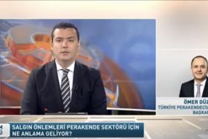 TPF Başkanı Ömer Düzgün, tedbirleri değerlendirdi