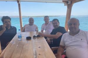 TPF Yönetim Kurulu toplantısı İzmir'de gerçekleşti