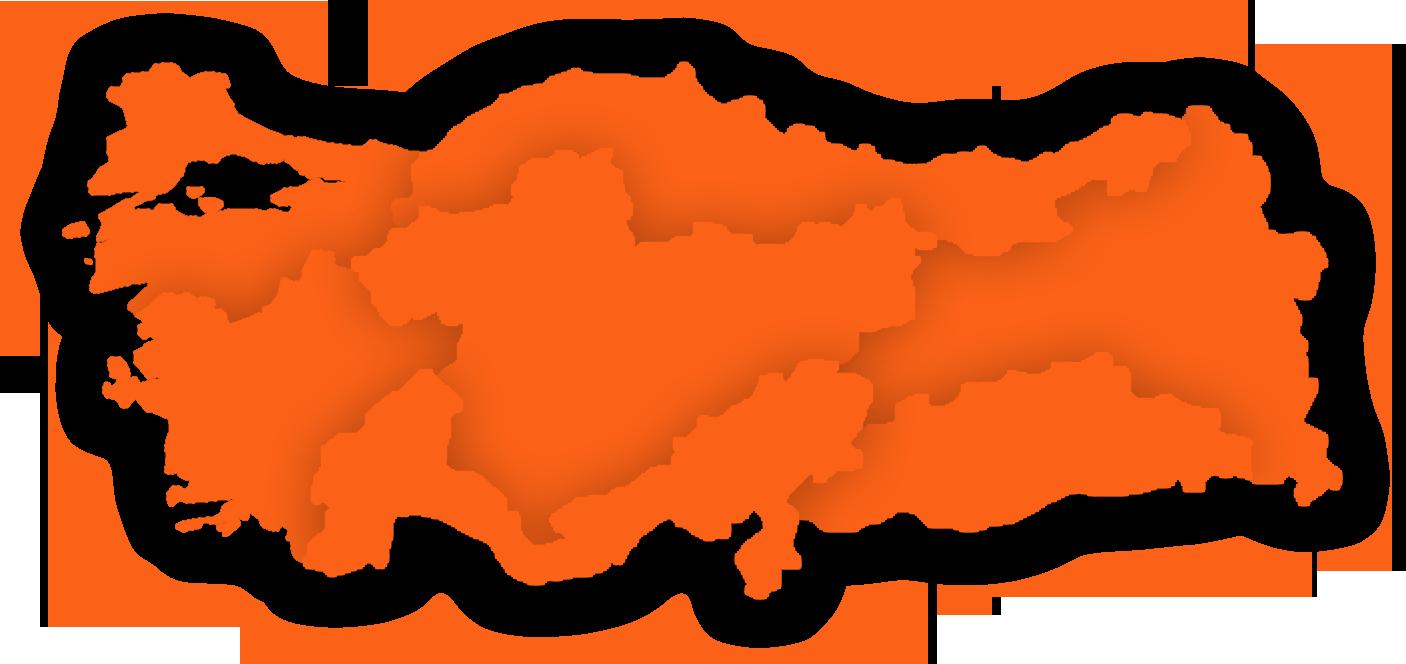 TPF Map