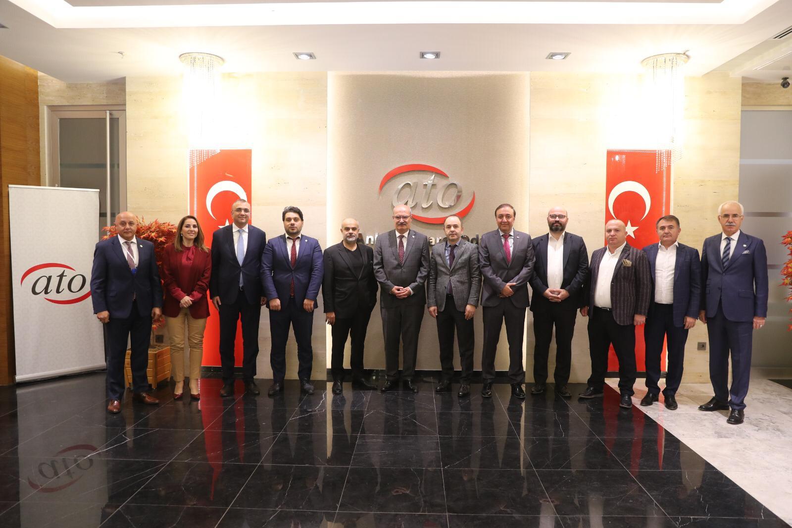 TPF Yönetim Kurulu Ankara'da toplandı